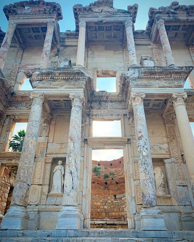 #Ephesus you were well worth the return visit!