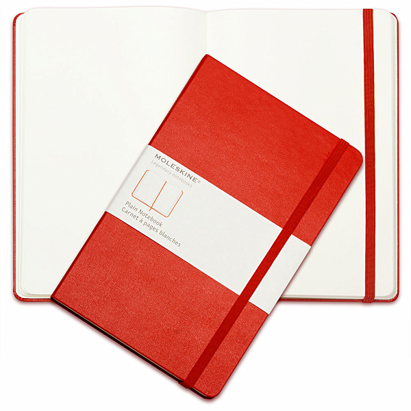 Moleskin Notebook - I carry one with me everywhere. This doubles up as my ideas book and my day-to-day notebook.My memory is awful so I take a note of every phone I take and also create a weekly and daily task list.