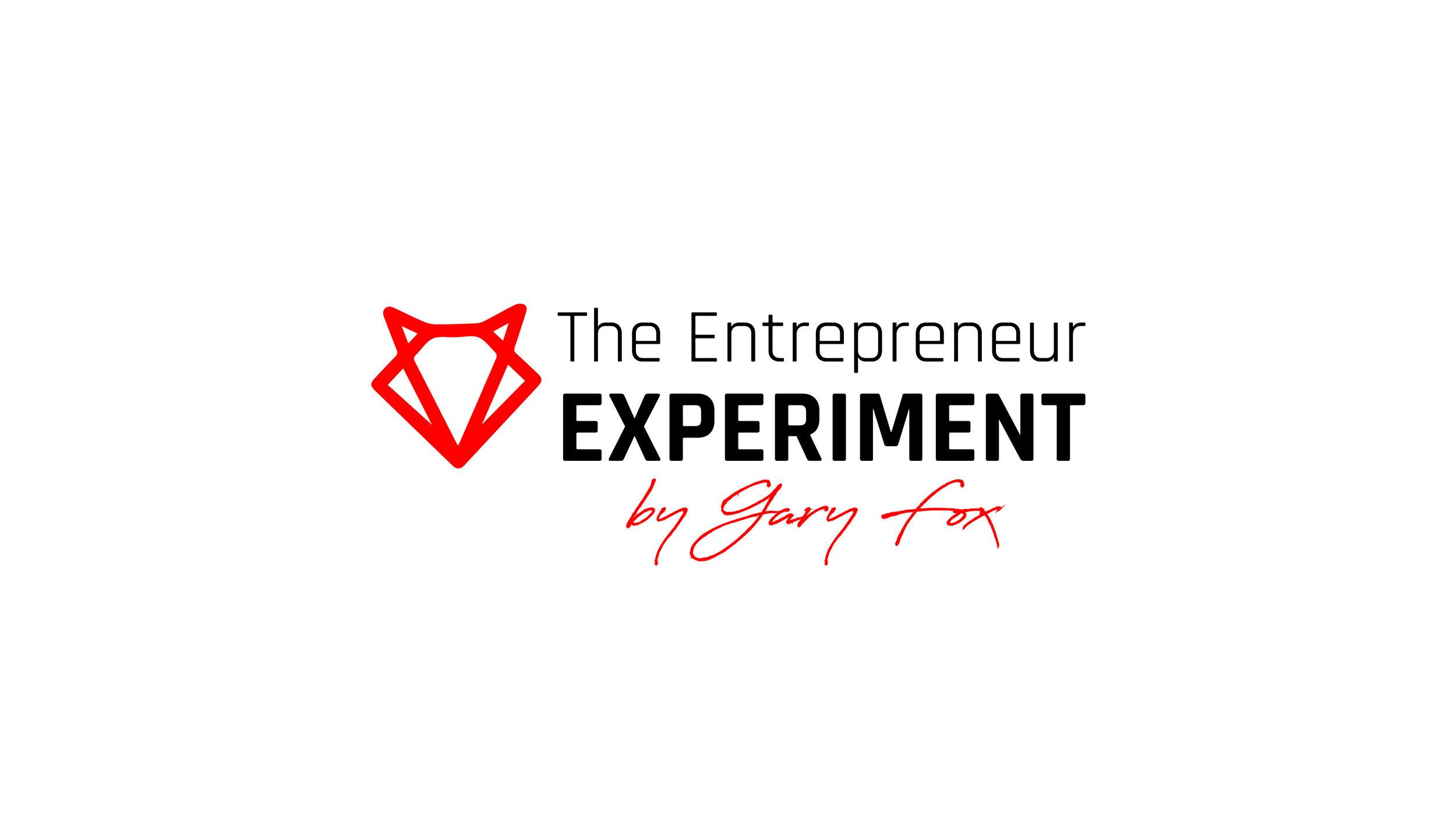 The Entrepreneur Experiment Banner