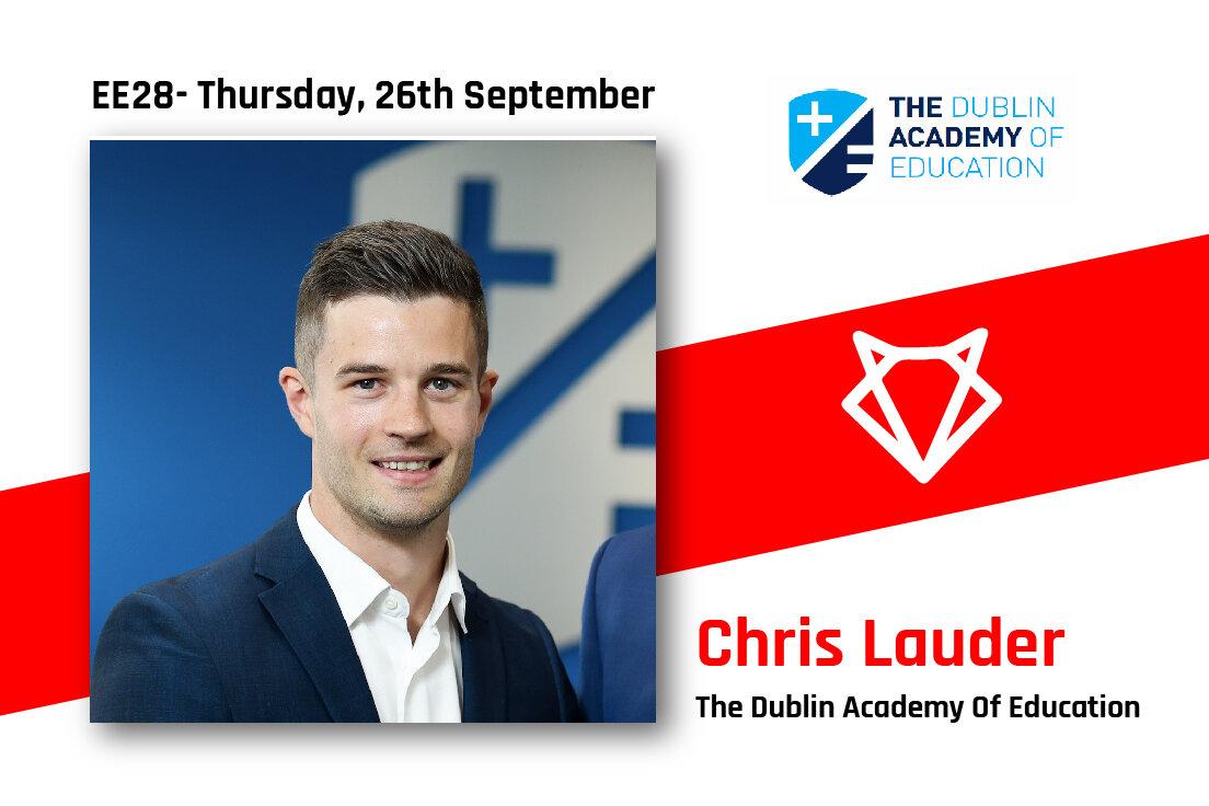 Chris Lauder- The Entrepreneur Experiment Podcast