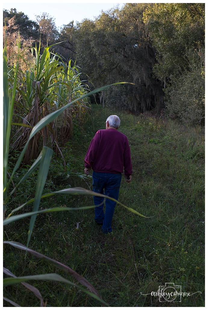 Papa  - A Florida Cane Grinding - Ashley Corinne Photography