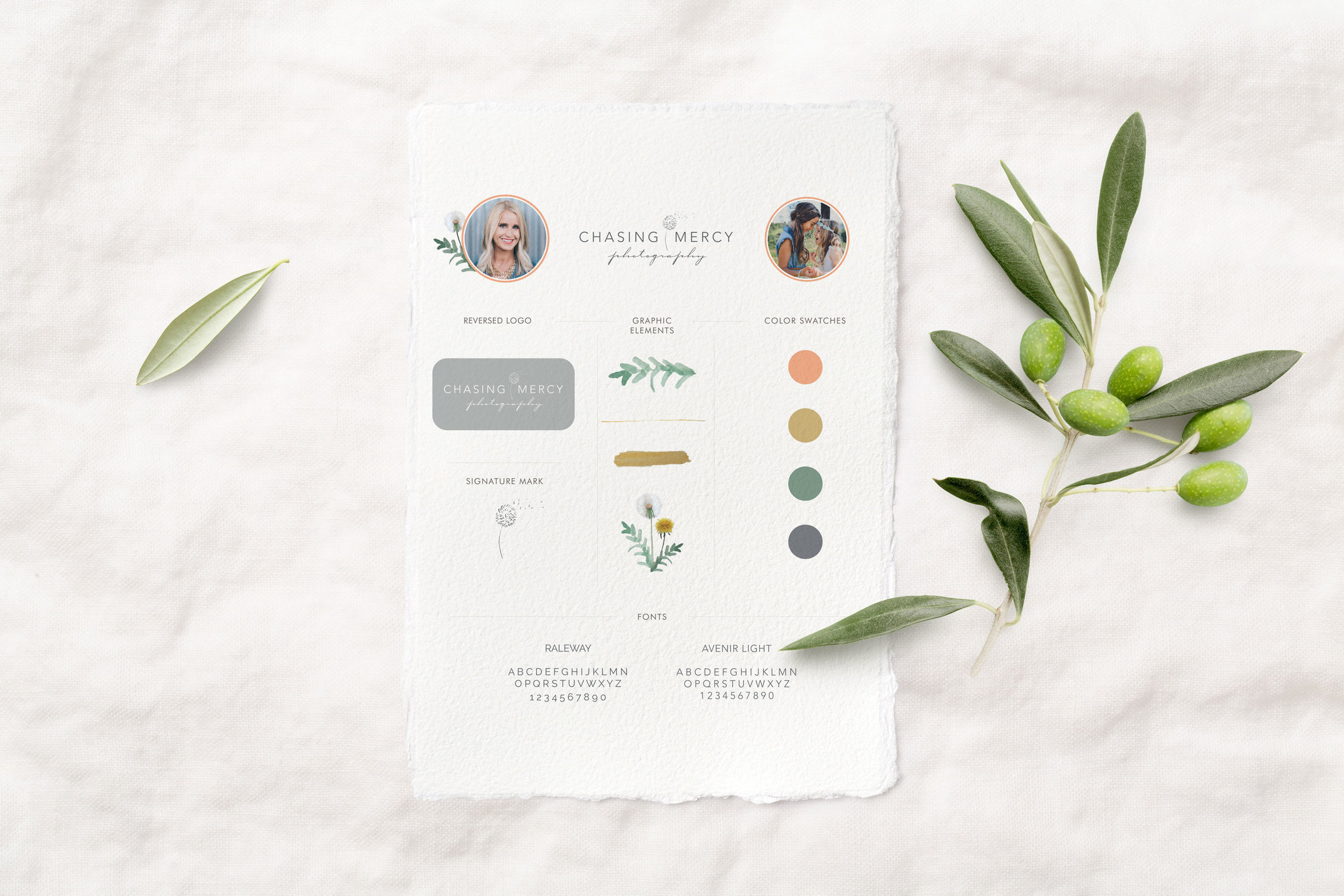 Natalie Lauren Design Co. | Chasing Mercy
