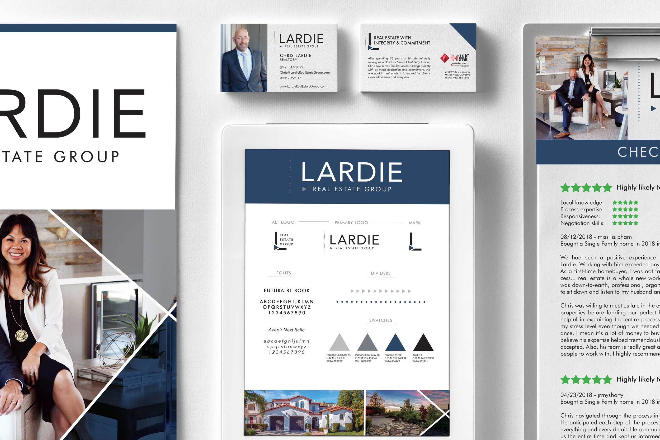 Natalie Lauren Design Co. | Lardie Real Estate Group