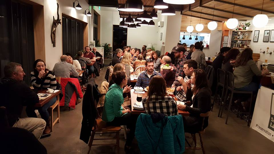Thanks to everyone who came out to  Foulmouthed Brewing on March 21 for our pub quiz fundraiser! We had tons of fun and raised a couple hundred bucks for stewardship of the trails and open spaces we manage in South Portland.