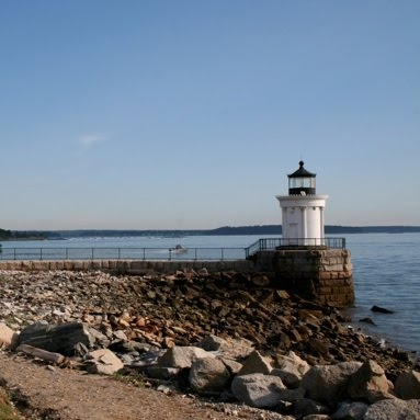 BUG LIGHT PARK - Managed by the City of South Portland
