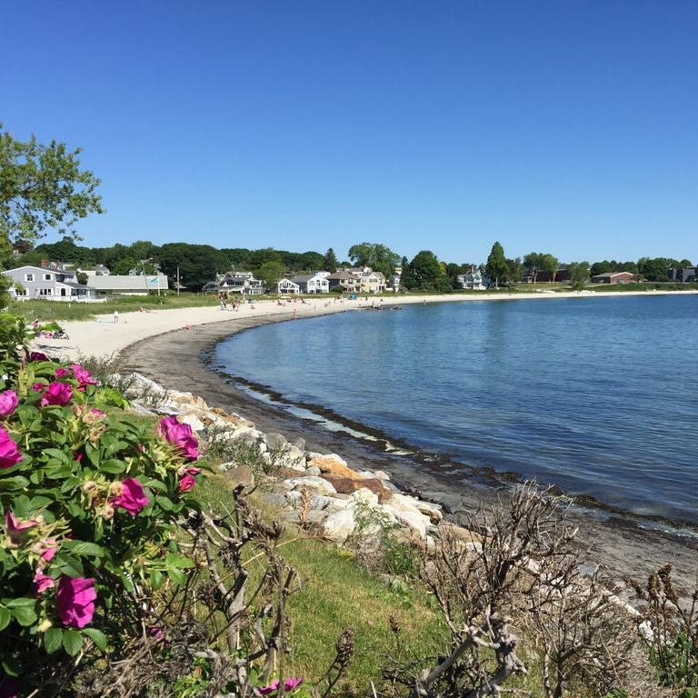 WILLARD BEACH - Managed by the City of South Portland