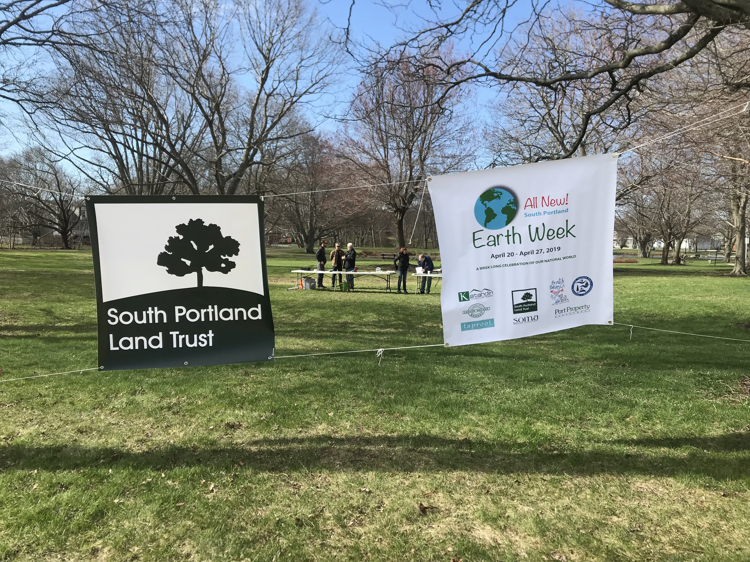 Read about Earth Week 2019 and much more in the SPLT spring newsletter