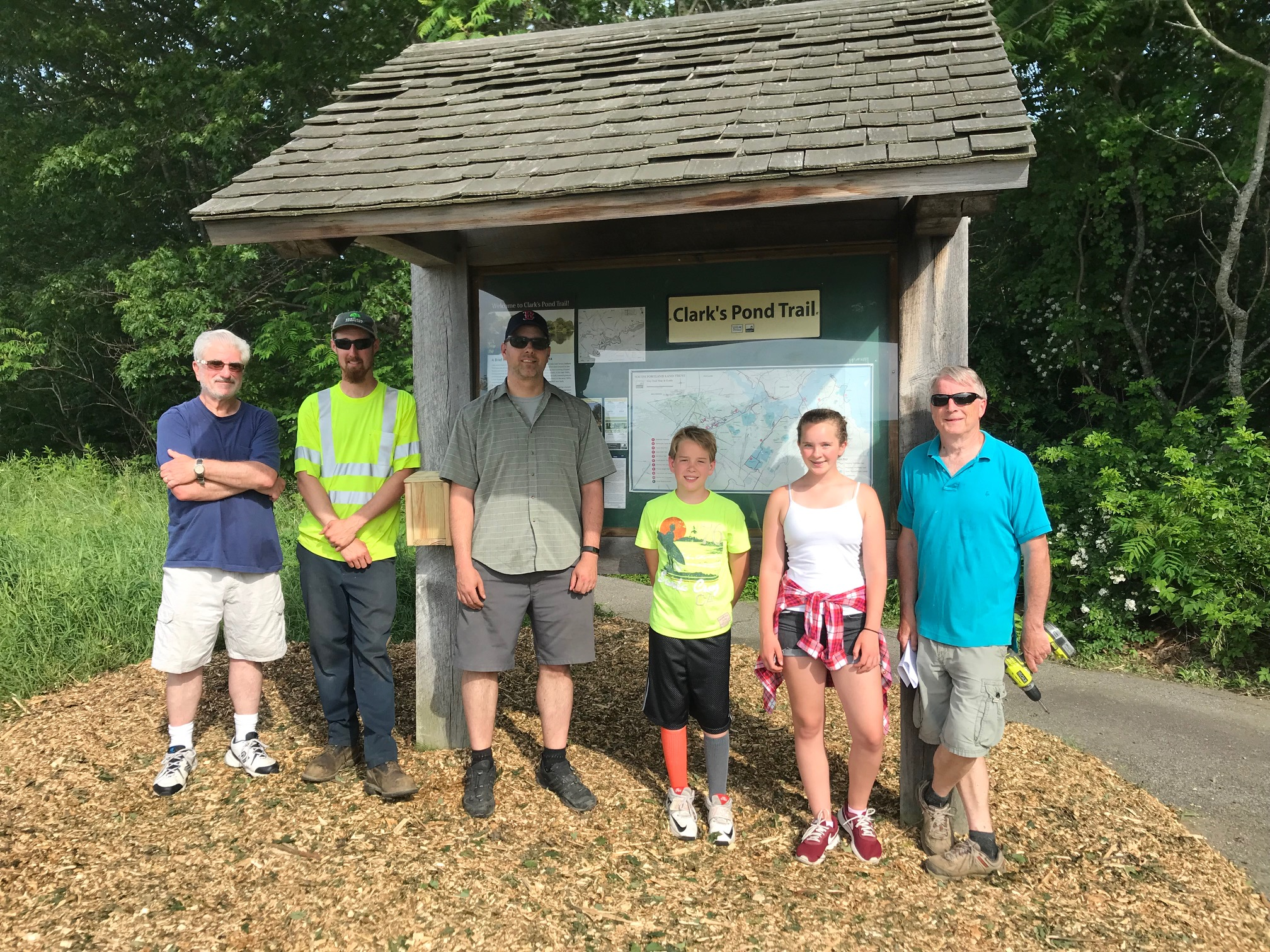 Read about volunteer opportunities, new trail projects, the City's Open Space Plan, and much more in the SPLT summer newsletter