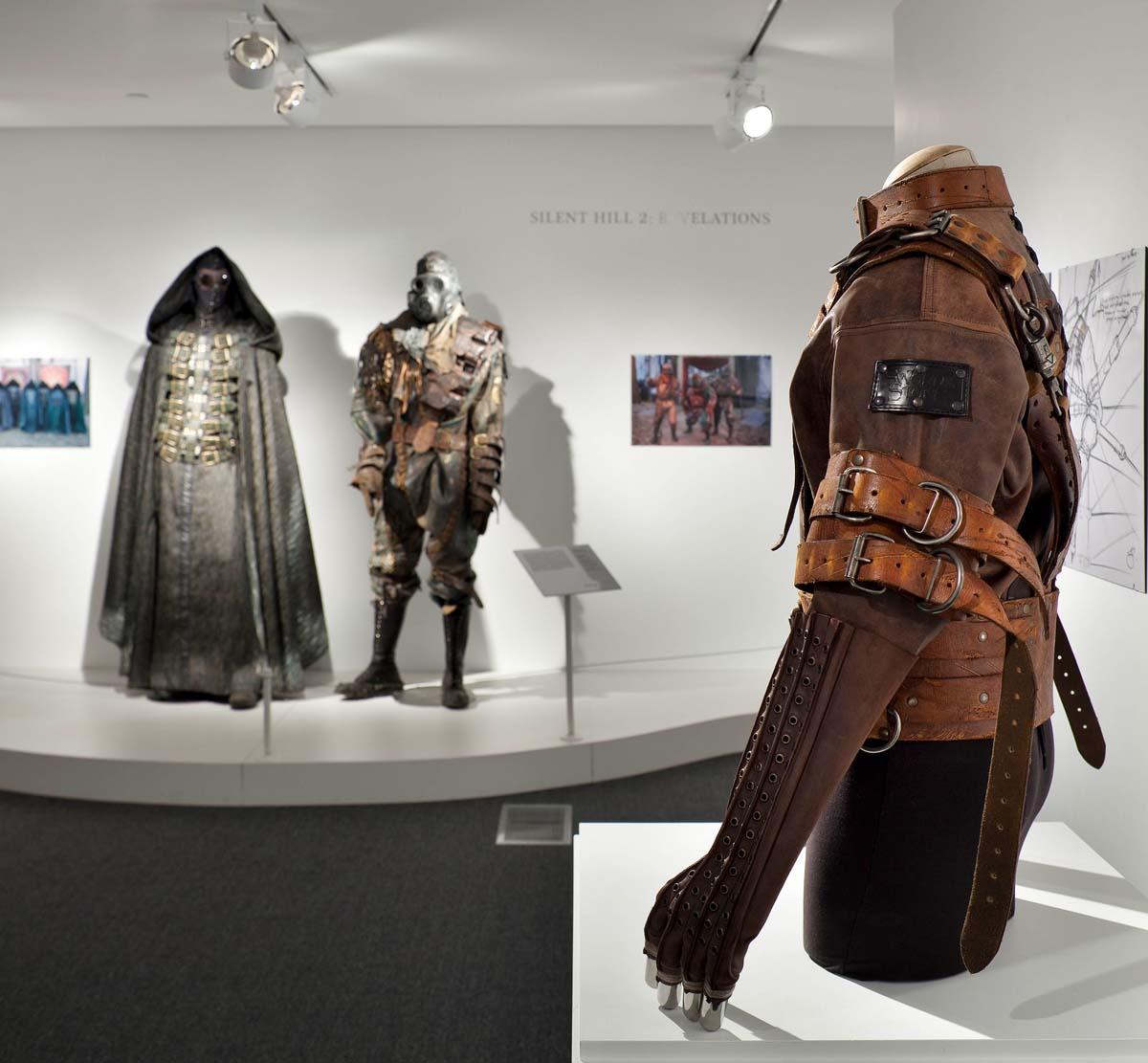 Otherworldly Costume Exhibit with TIFF