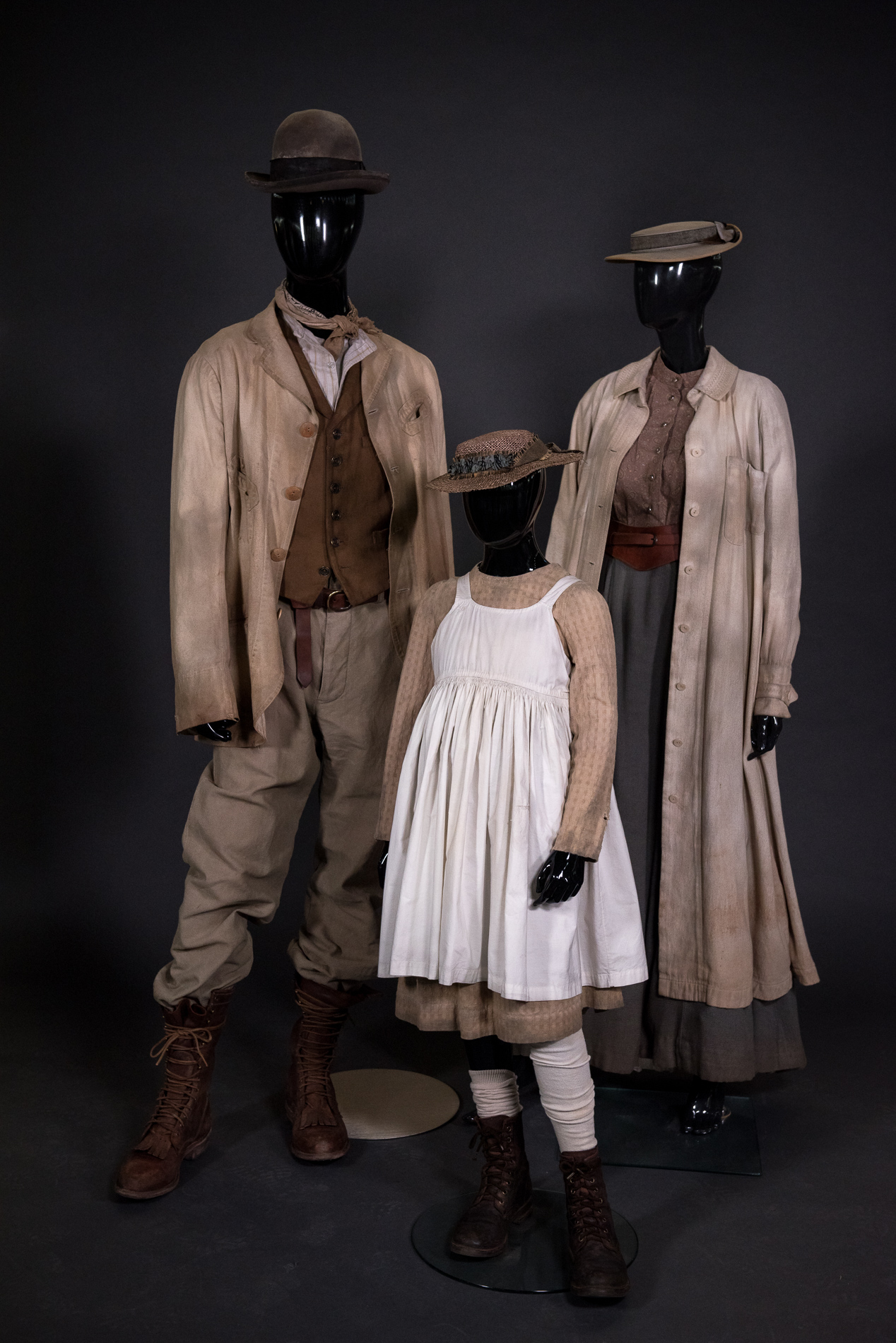 Costumes from Anne with an E, by Costume Designer Anne Dixon (Photo credit: Nick Wons Photograpy)