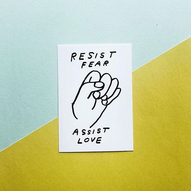 This art by @nathanielrussell from the @quinn.tempest feed is hittin' me especially deep today. . Show of hands (for selfish reasons 'cause I'm feeling alone...) who uses their business for affirming, kickass love? I wanna know you. I wanna meet you. I wanna celebrate you. And I wanna keep doing this work so that the next time I ask for a show of hands, the comment thread EXPLODES! . Share who you are, what you do, and why you're stoked to serve the LGBTQ+ community!!