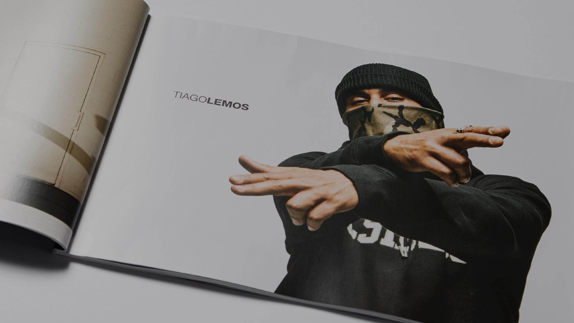Catalogs - Art DirectionCreative Direction: Damon WayPhotos: Mike Blabac / Steve Treboux