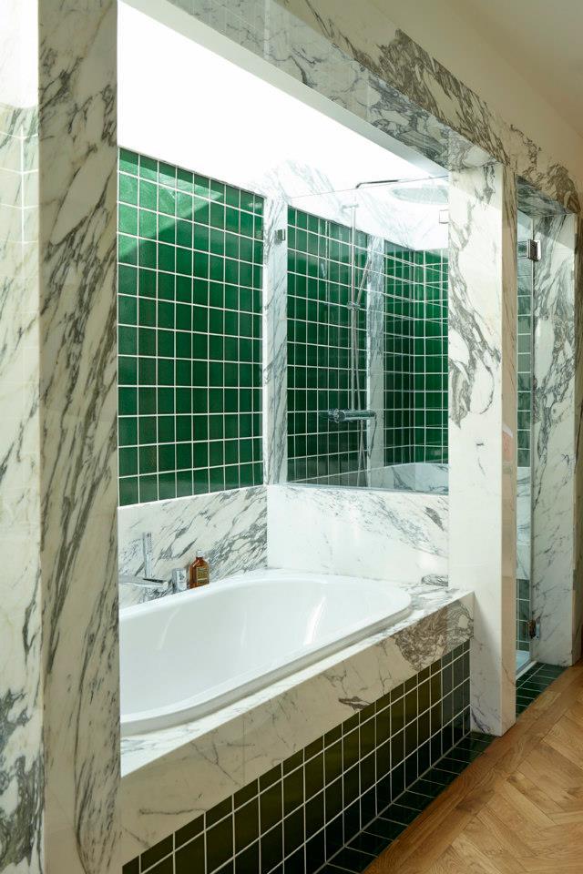 Shrewsbury Dwelling - Marble & Design Work