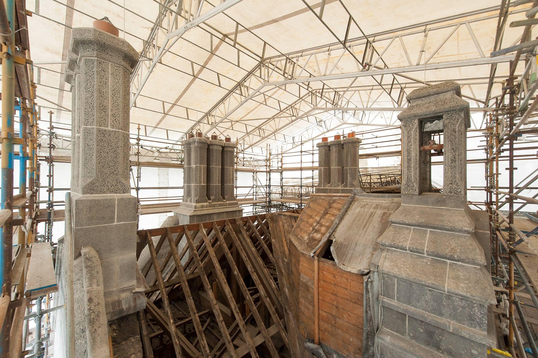 Adare Manor - Restoration