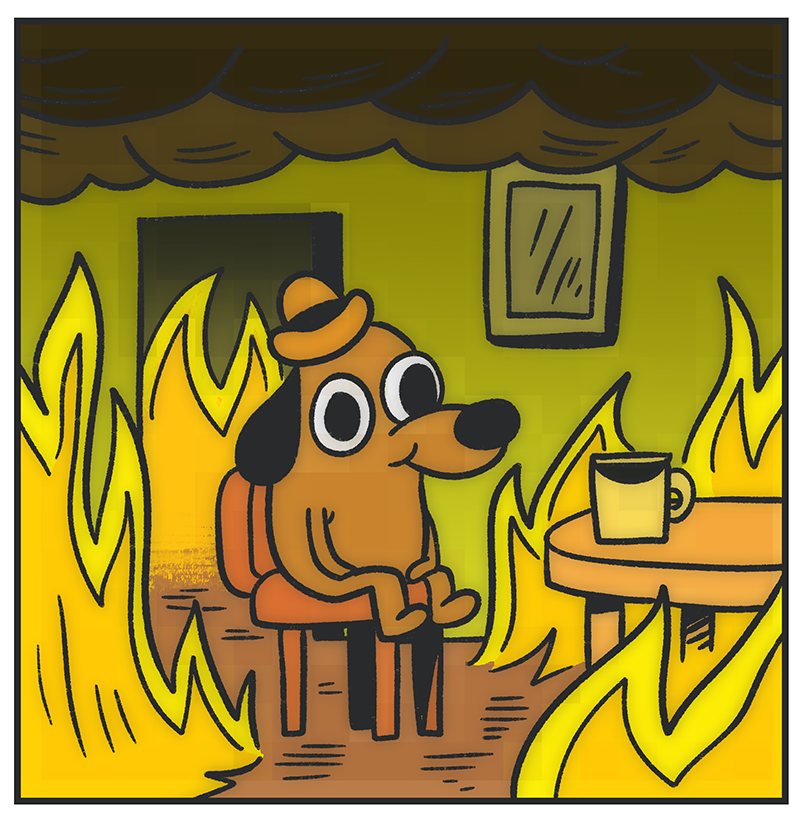 This is fine cartoon