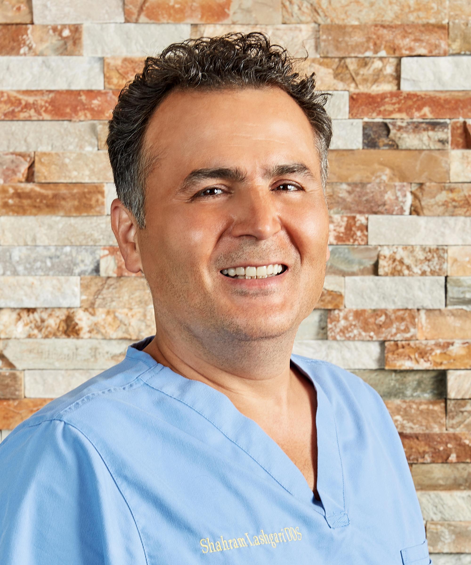Dr. Shahram Lashgari |Credit: Photography by Eric Garcia-March
