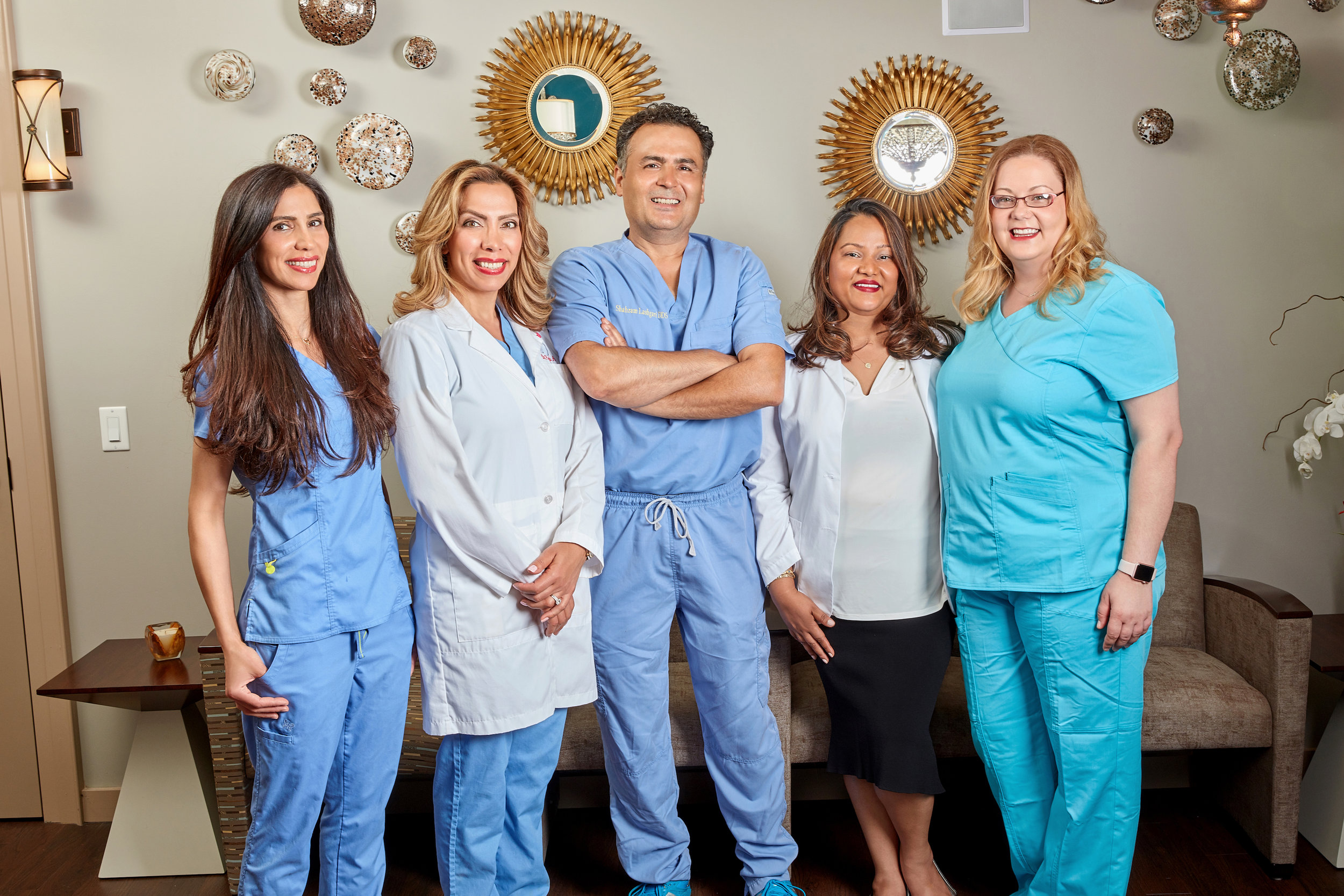 Ameri Dental Group Staff |Credit: Photography by Eric Garcia-March