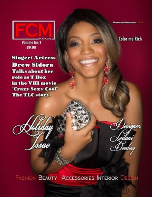 FCM MAGAZINE FEATURING THE GABRIELLE SEQUEL CLUTCH BY JQ