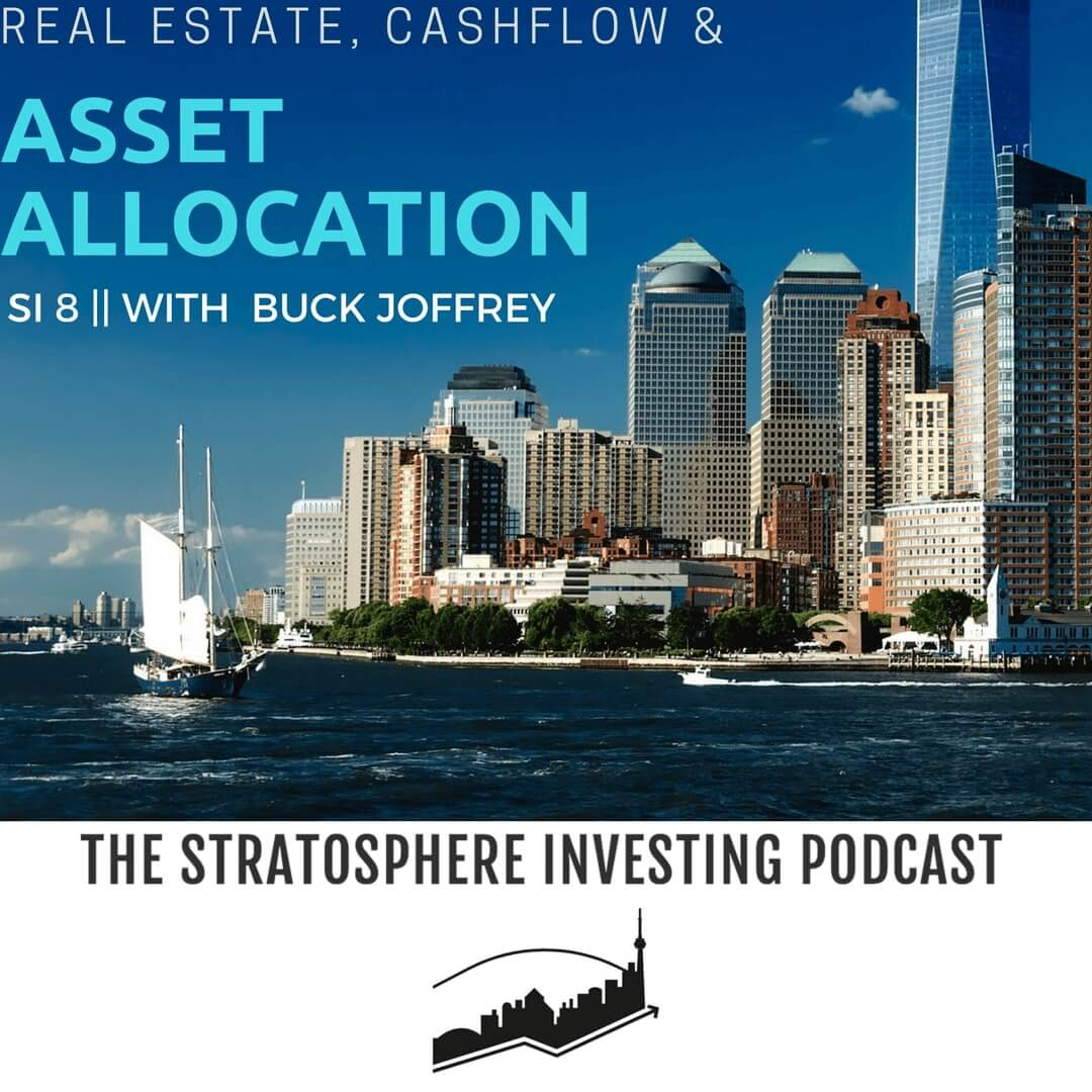 asset allocation and real estate investing podcast