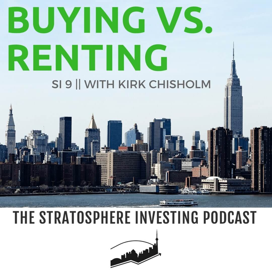 buying vs. renting podcast