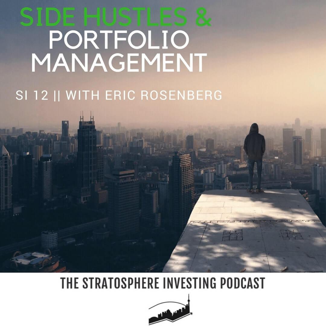 Side hustle podcasts with eric rosenberg