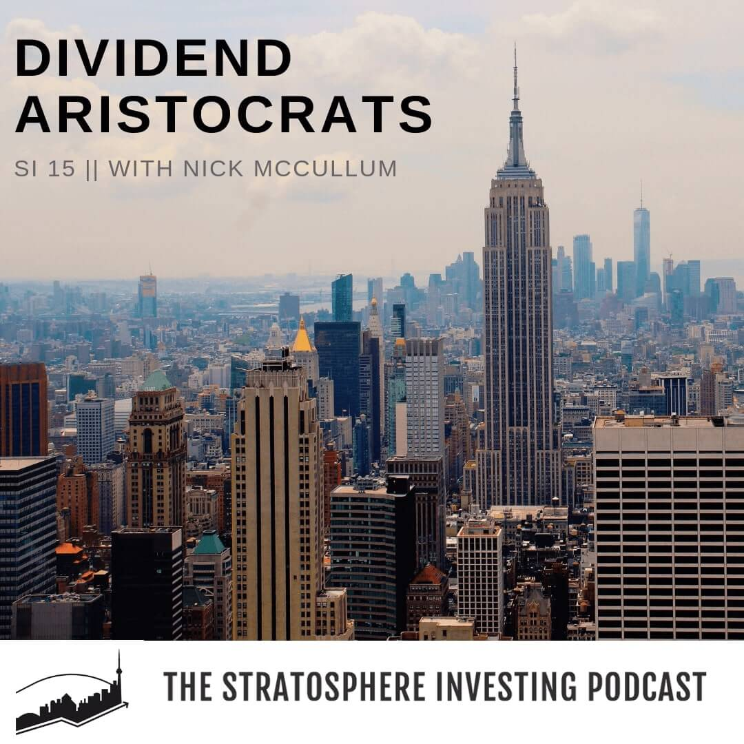 Dividend Aristocrats investing podcast