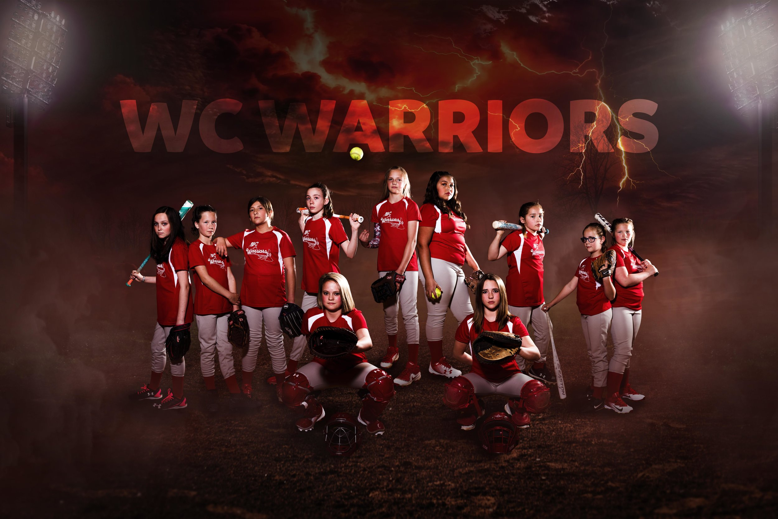 WC Warriors 2018
