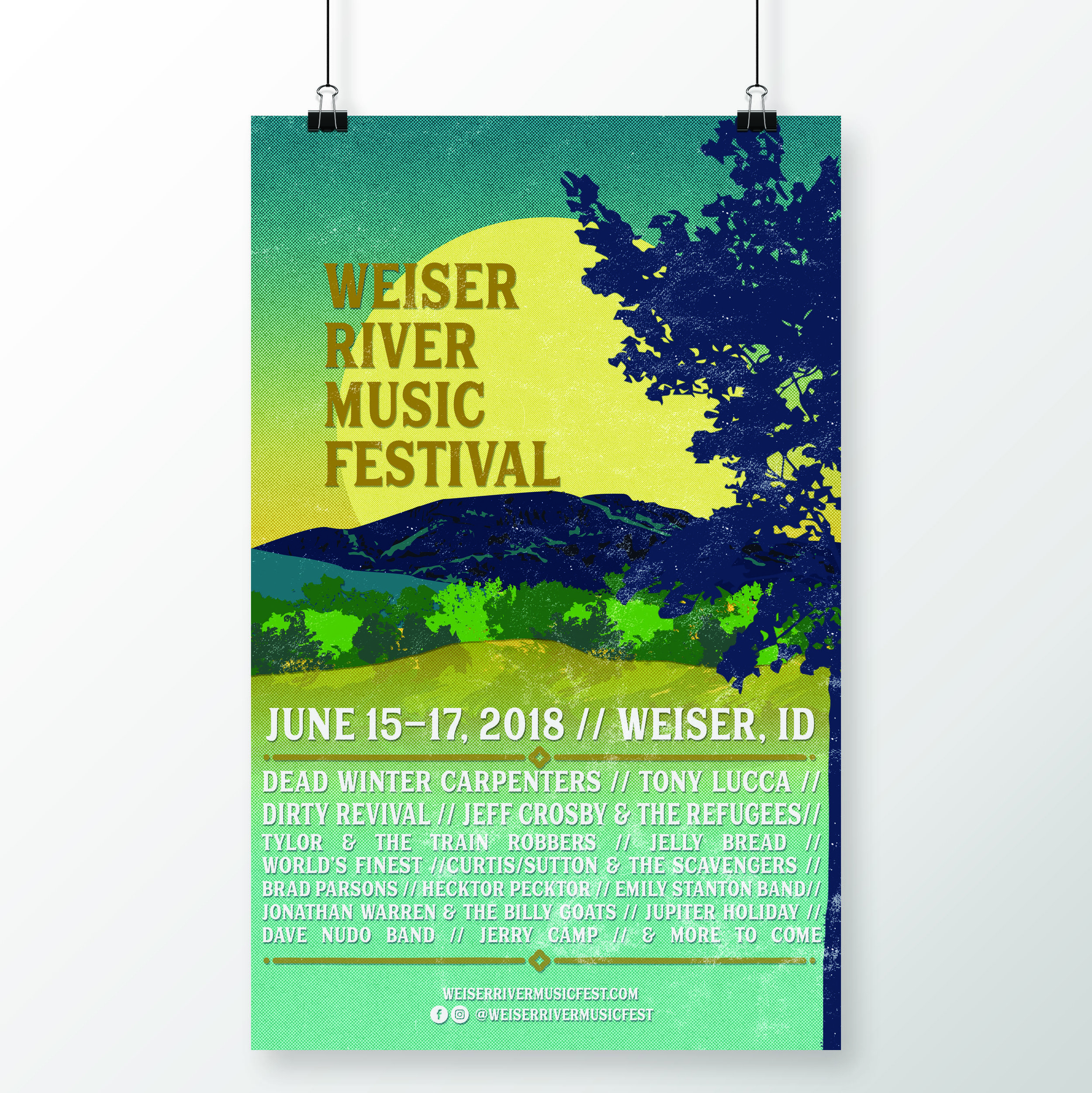 2018 WRMF Poster