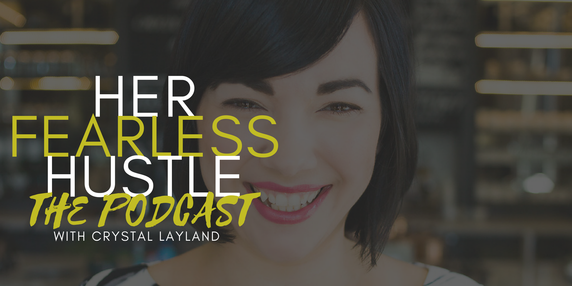 Serena is recording for an episode on Her Fearless Hustle, with Crystal Layland! Stay tuned for more information!