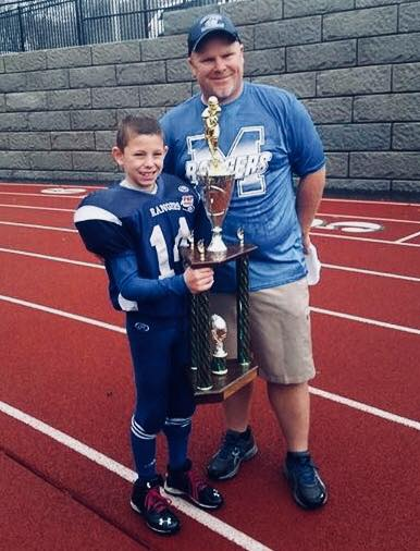 Undefeated season - Champs!