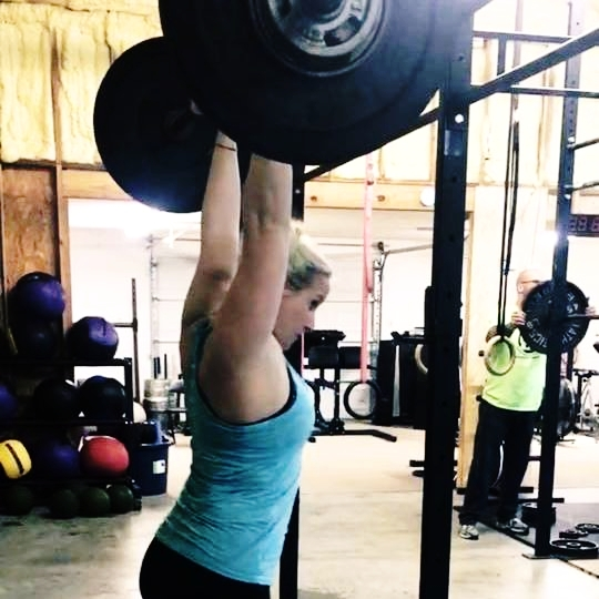 JORDI NEWMAN  was a Division I athlete in college, prior to tearing her ACL four times (an XCLevation record!) and has made a successful comeback to CrossFit. She is also a mom and small business owner of ZsaZsa & Daphnes.