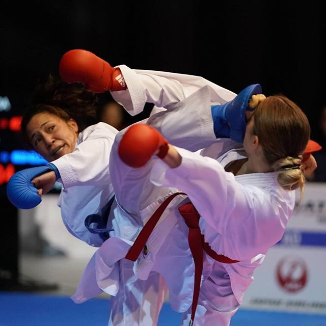 """""""Karate has always been my passion. I loved it from the very first day of class"""""""