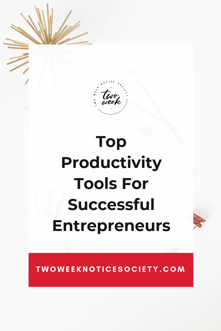 Skyrocket your productivity with these 21 tips and tools. By using these simple tools and apps to organize your business you can streamline your business, become more efficient and spend less time in your business. The best business & productivity tools for entrepreneurs & small businesses // Our favorite (tried and true!) business tools for small businesses, bloggers, freelancers and entrepreneurs. Use these tools to boost productivity. #businesstips #productivity #entrepreneur #blogger #freelancer #smallbusiness