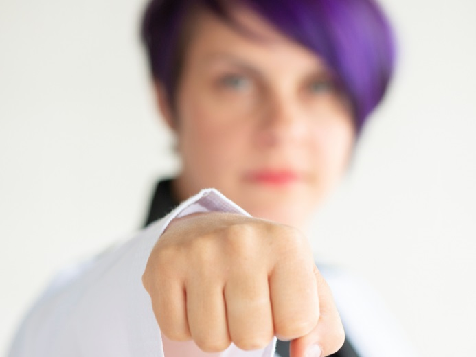 family Self Defence - workshop 6th july 9-10:30am