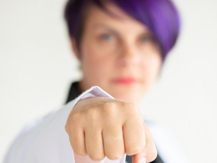 Women's Self Defence -