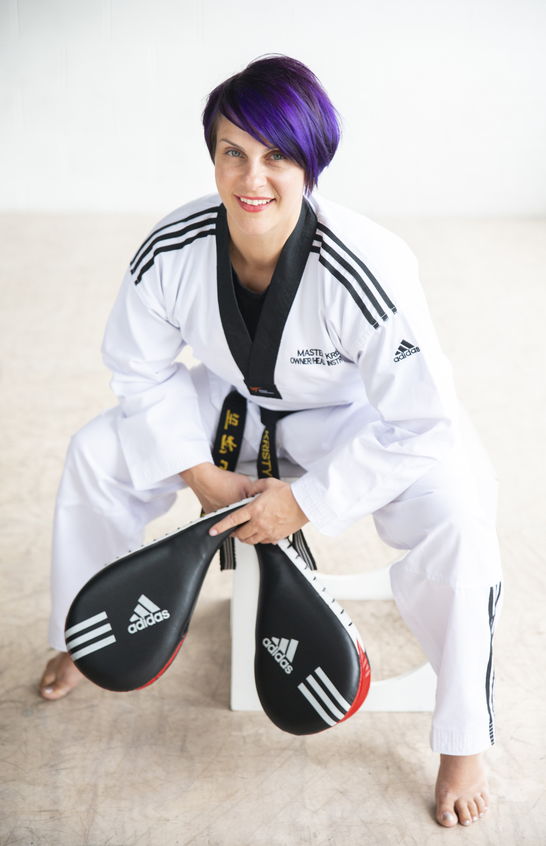 Meet Master Kristy - The first female Taekwondo head instructor in Melbourne's West