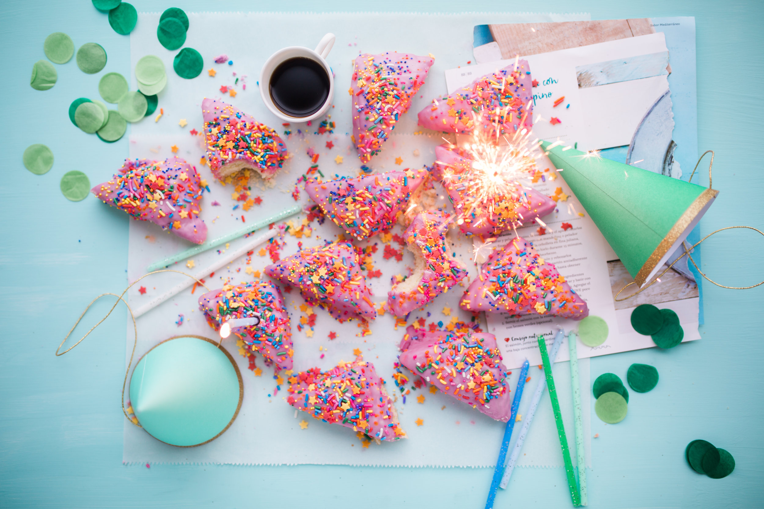 Birthday Parties - Are you ready for a Party with a kick?