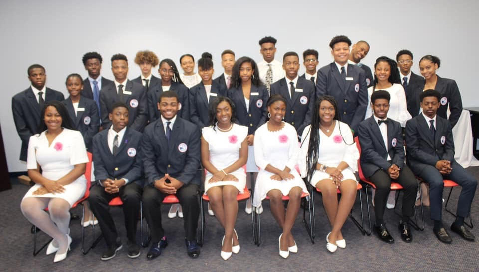 National Harbor Chapter Teens