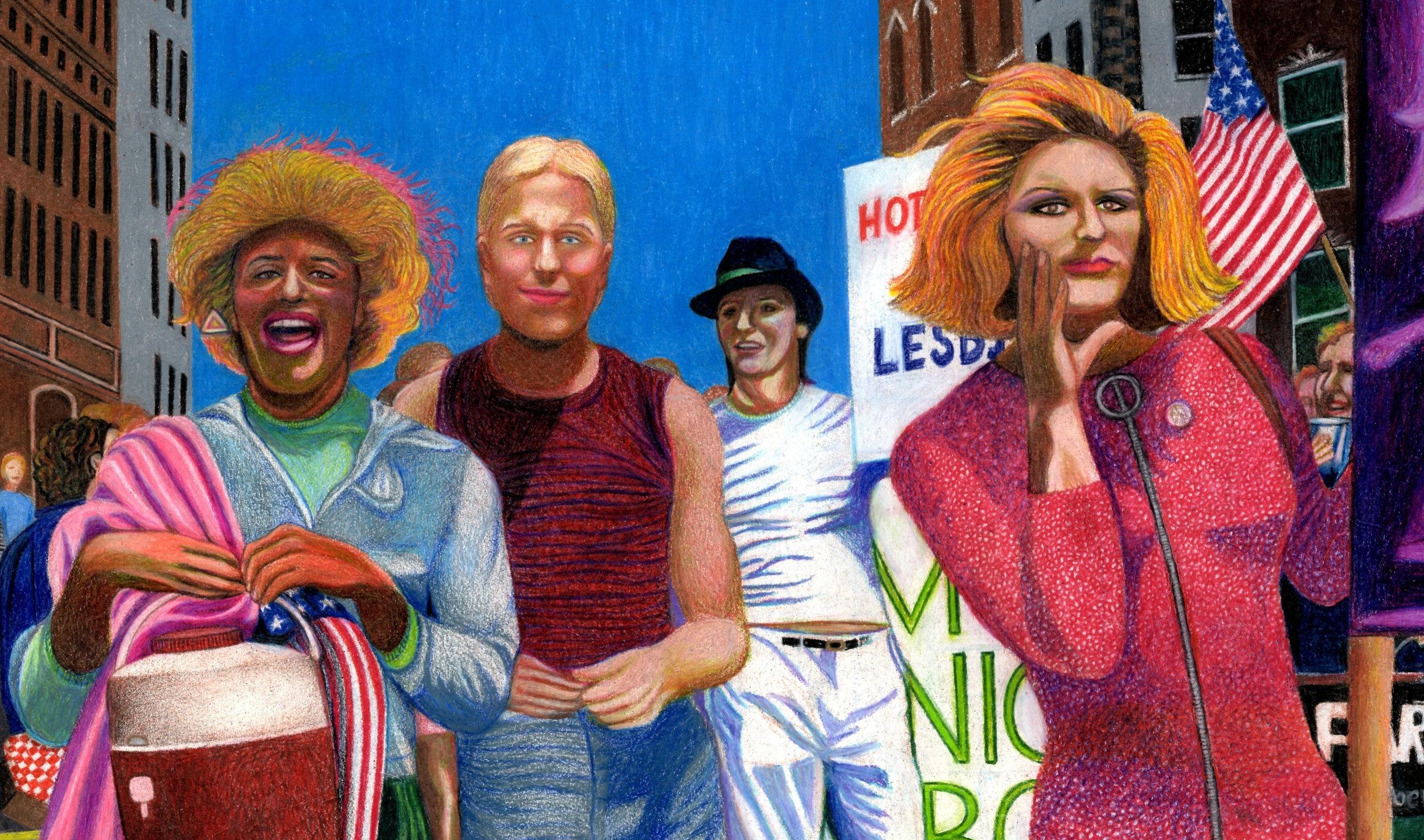 Marsha_P._Johnson,_Joseph_Ratanski_and_Sylvia_Rivera_in_the_1973_NYC_Gay_Pride_Parade_by_Gary_LeGault.jpg