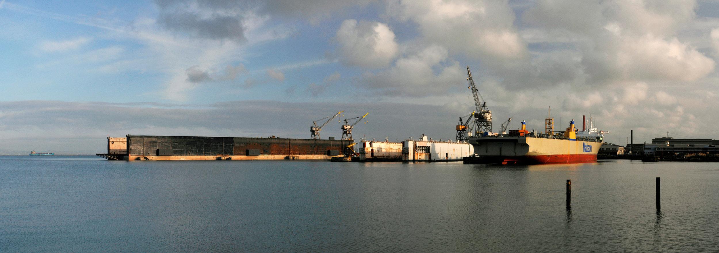 Bay Panorama #1