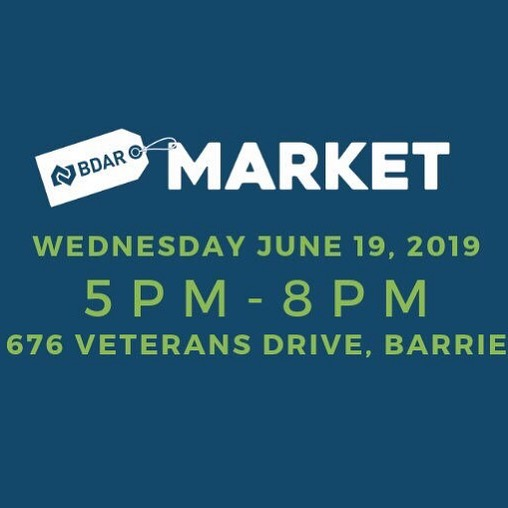 I'm excited to be a vendor at the very first BDAR Market next Wednesday! I'll be selling illustrations alongside tons of amazing local vendors. You should swing by and say hello 😊