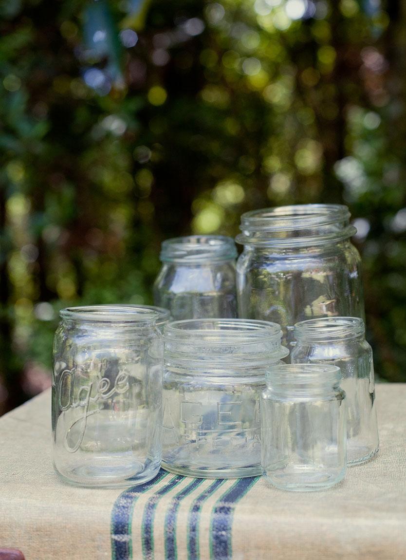 Jars - Various Sizes