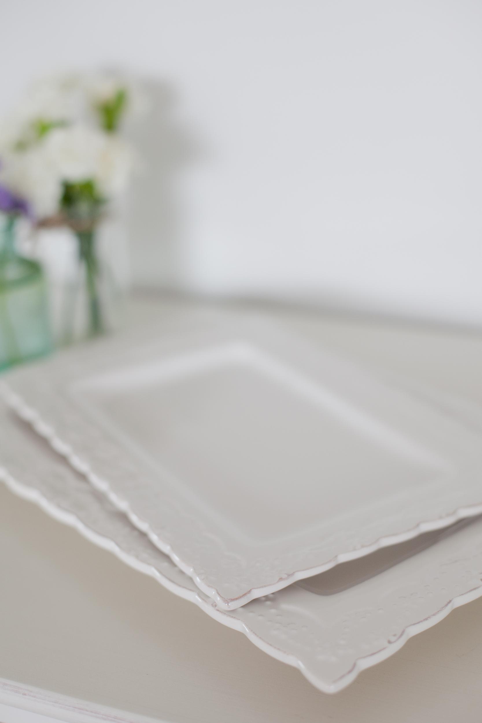 Ceramic Platter - Sml & Lrg