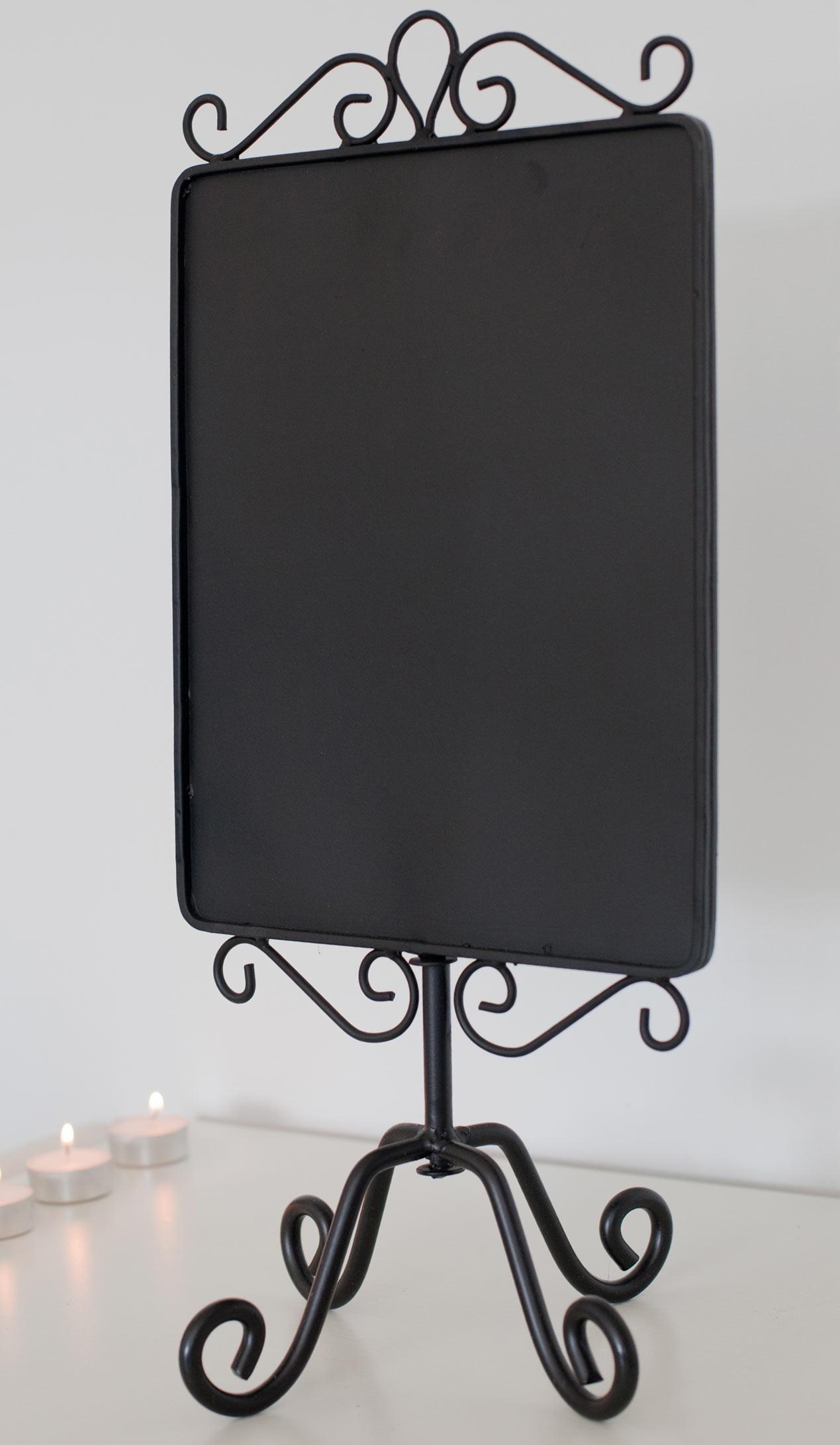 Blackboard on Stand - Sml