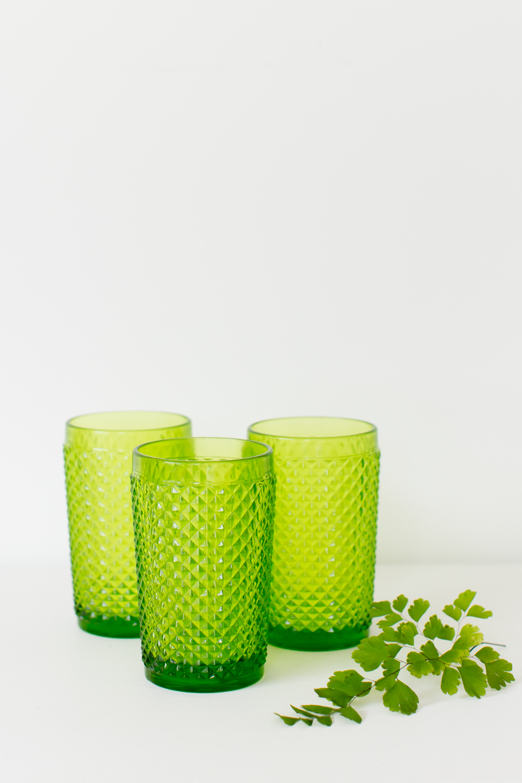 Green Tumblers