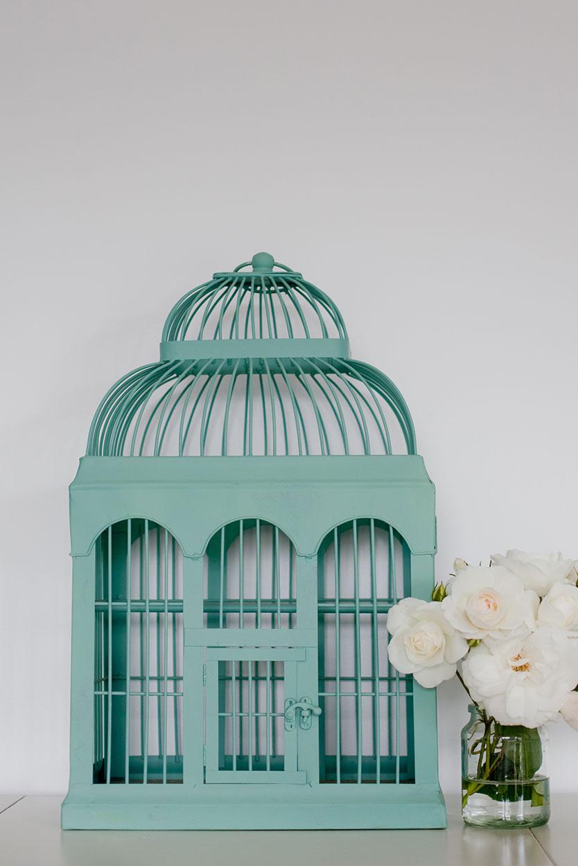 Duckegg Blue Birdcage
