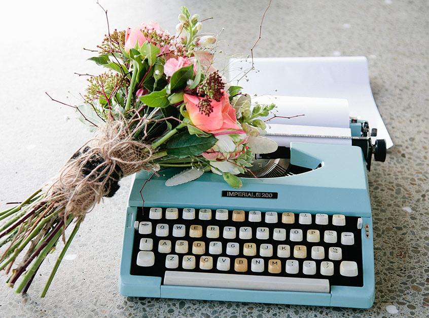 Vintage Typewriter Prop
