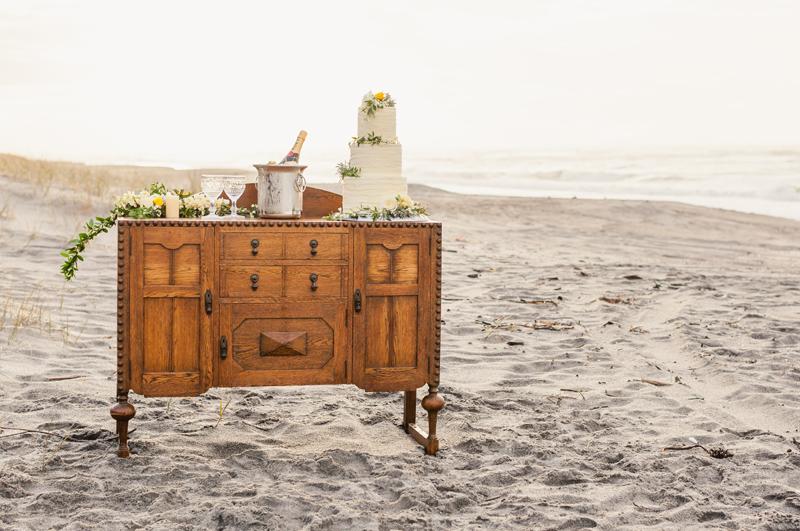 Vintage Side Board/Buffet Dresser