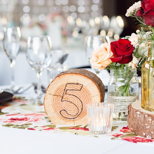 Log Round Table Numbers