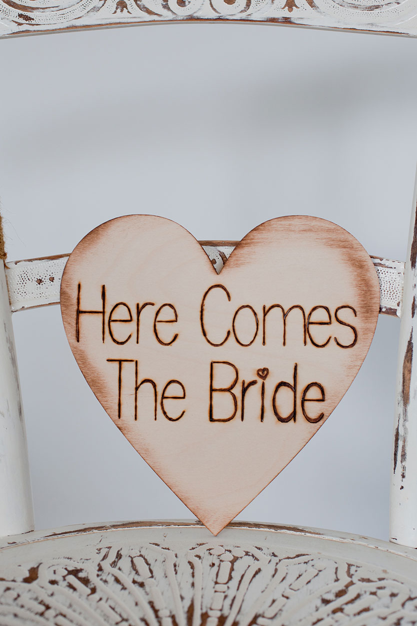 Here Comes The Bride - Heart